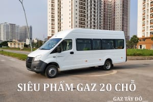 xe khách Gaz 20 chỗ