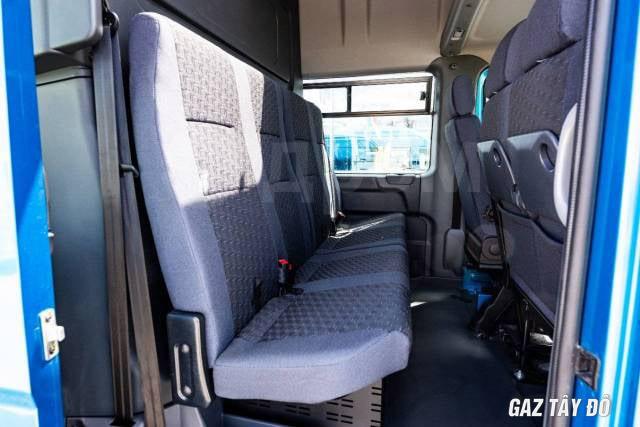 Ghế xe tải Van Gaz 6 chỗ