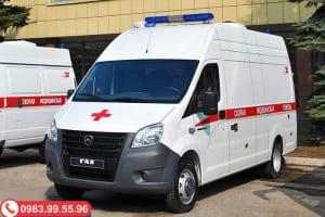Xe cứu thương Gaz